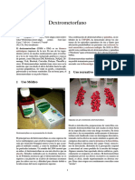 Dextrometofano
