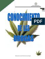 Manual Conocimiento de Las Drogas.