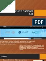 El Repositorio Nacional CTI (1)