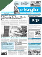 Edición Impresa Elsiglo 28-01-2017