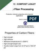 Carbon Fiber Processing