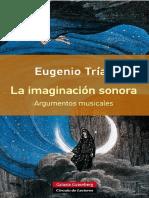 TRÍAS, E. - La Imaginación Sonora
