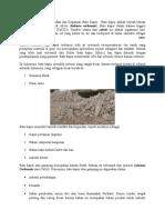 Manfaat Batu Kapur