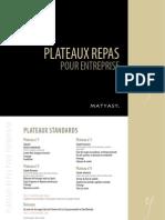 Matyasy Plateaux Repas pour Entreprises