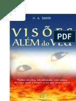 Visoes Alem Do Veu-H.a.baker