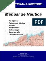 Manual de Nautica