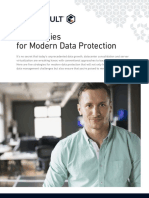 5 Strategies for Modern Data Protection