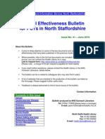 Clinical Effectiveness Bulletin 41 - June 2010