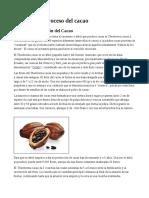 Guia de Cacao