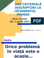 Masa rotunda Evaluarea criteriala D.pptx