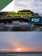 Cuidados Paleativos