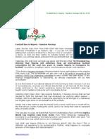 Football Ban in Nigeria - Random Musings 010710