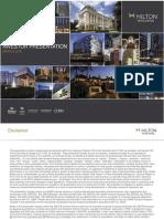 HLT Investor Presentation Mar2016