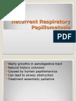 Rec Resp Pap 9904