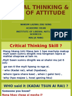 Lecture on Critical Thinking.pptx