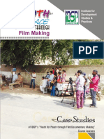 """Success Stories of IDSP's Film making Course """"Youth for Peace Through Film Making"""" in Pakistan"""