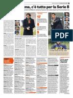 La Gazzetta dello Sport 28-01-2017 - Calcio Lega Pro