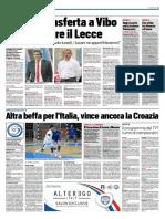 TuttoSport 28-01-2017 - Calcio Lega Pro