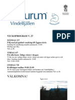 Naturum veckoprogram v27