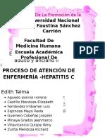 Pae Hepatitis c