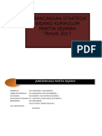 PELAN STRATEGIK PANITIA SEJARAH  2017.doc