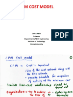 6. Cpm Cost Model - Copy