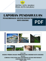 Cover Sida Laporan Pendahuluan