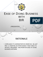 BIR Ease of Doing Business (1)