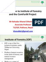 Nepal Forestry