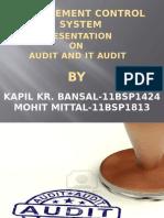 Audit Final