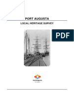 Rep a 4794 Heritage Survey