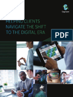 Helping Clients Navigate the Shift to the Digital Era