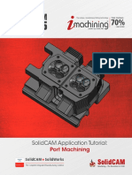SolidCAM 2015 Port Machining