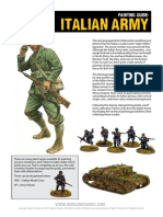 Bolt Action Germans Painting Guide