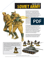 Bolt Action Japanese Painting Guide