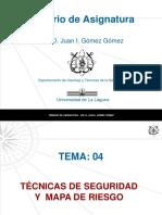 04. Tecnicas de Seguridad y Mapa de Riesgos