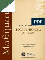 Μαθήματα Ecos de filosofia antig.pdf