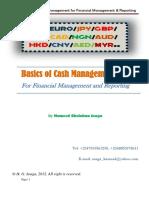 basicsofcashmanagementforfinancialmanagementreporting-130107021632-phpapp01