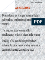 4- Beam Column
