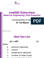 ENM200 RE Compressibility of Gases 2011 Slides