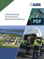 LNG Bunkering Advisory