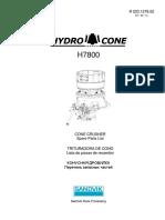 Hydrocone H7800 R223.1278