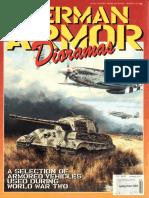 German Armor Dioramas