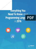 Ultimate Guide to Programming Languages