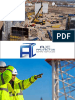 Brochure Ajc Proyectos Sac