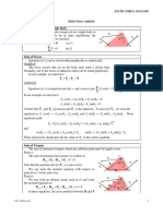 25-Static Force Analysis