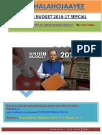 100 Platinum Points of Ubion Budget 2016-17