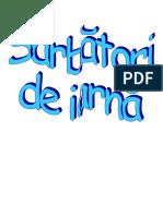 Felicitari sau invitatii pentru Sarbatorile de iarna.doc