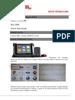 Nota Tecnica 4, Renault Megane II - Autel Iberica