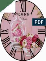 Reloj Vint 3 Pink Paris